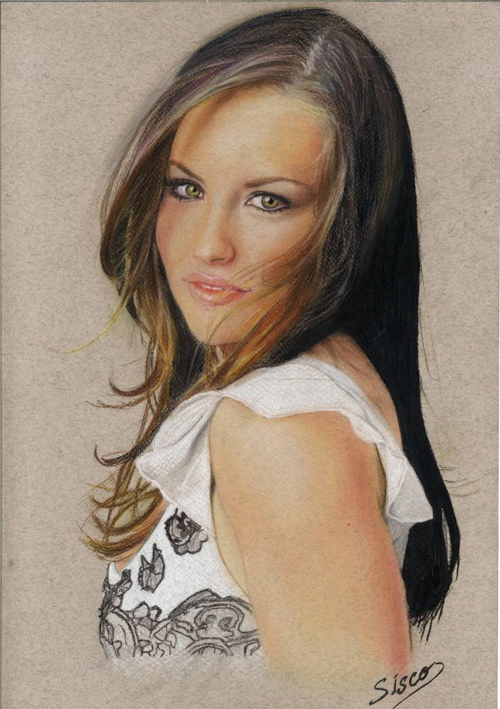 Evangeline Lilly by sisco